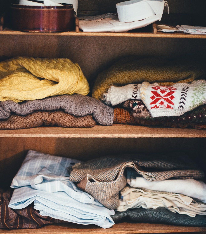 cambio de ropa de armario