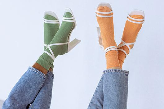 Ideas para dar una segunda vida a tus calcetines viejos
