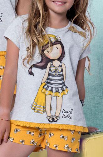 Nuevas colecciones de pijamas para niños
